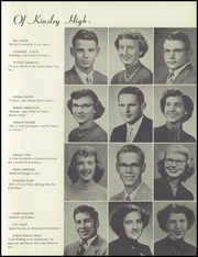 Page 15, 1953 Edition, Kinsley High School - Kihischo Yearbook (Kinsley, KS) online yearbook collection