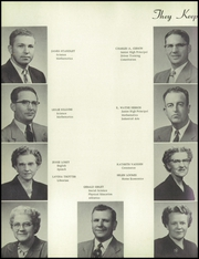 Page 8, 1953 Edition, Kinsley High School - Kihischo Yearbook (Kinsley, KS) online yearbook collection