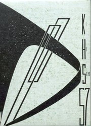Page 1, 1957 Edition, Kinsley High School - Kihischo Yearbook (Kinsley, KS) online yearbook collection