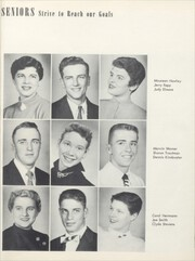 Page 13, 1957 Edition, Kinsley High School - Kihischo Yearbook (Kinsley, KS) online yearbook collection