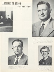Page 7, 1957 Edition, Kinsley High School - Kihischo Yearbook (Kinsley, KS) online yearbook collection