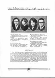 Page 11, 1925 Edition, Marion High School - Warrior Yearbook (Marion, KS) online yearbook collection