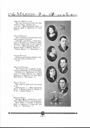 Page 12, 1925 Edition, Marion High School - Warrior Yearbook (Marion, KS) online yearbook collection