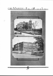 Page 5, 1925 Edition, Marion High School - Warrior Yearbook (Marion, KS) online yearbook collection