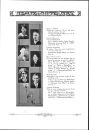 Page 15, 1926 Edition, Marion High School - Warrior Yearbook (Marion, KS) online yearbook collection