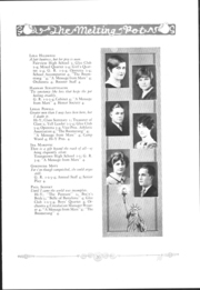 Page 16, 1926 Edition, Marion High School - Warrior Yearbook (Marion, KS) online yearbook collection