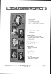 Page 7, 1926 Edition, Marion High School - Warrior Yearbook (Marion, KS) online yearbook collection