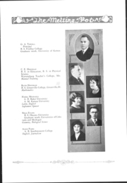 Page 8, 1926 Edition, Marion High School - Warrior Yearbook (Marion, KS) online yearbook collection