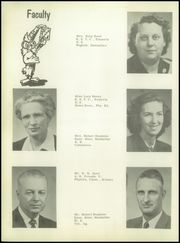 Page 10, 1953 Edition, Marion High School - Warrior Yearbook (Marion, KS) online yearbook collection