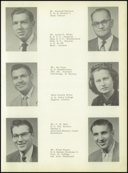 Page 11, 1953 Edition, Marion High School - Warrior Yearbook (Marion, KS) online yearbook collection