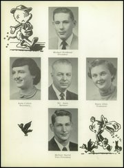 Page 14, 1953 Edition, Marion High School - Warrior Yearbook (Marion, KS) online yearbook collection