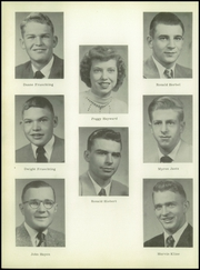 Page 16, 1953 Edition, Marion High School - Warrior Yearbook (Marion, KS) online yearbook collection