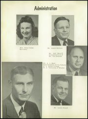 Page 8, 1953 Edition, Marion High School - Warrior Yearbook (Marion, KS) online yearbook collection