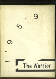 Page 1, 1959 Edition, Marion High School - Warrior Yearbook (Marion, KS) online yearbook collection
