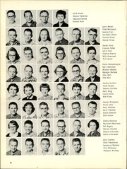 Page 12, 1959 Edition, Marion High School - Warrior Yearbook (Marion, KS) online yearbook collection