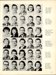 Page 15, 1959 Edition, Marion High School - Warrior Yearbook (Marion, KS) online yearbook collection