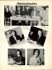 Page 7, 1959 Edition, Marion High School - Warrior Yearbook (Marion, KS) online yearbook collection