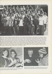 Page 15, 1975 Edition, Marion High School - Warrior Yearbook (Marion, KS) online yearbook collection