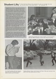 Page 6, 1975 Edition, Marion High School - Warrior Yearbook (Marion, KS) online yearbook collection