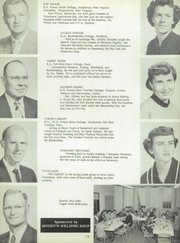 Page 14, 1956 Edition, Wichita County Community High School - Warrior Yearbook (Leoti, KS) online yearbook collection