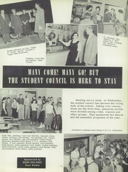 Page 15, 1956 Edition, Wichita County Community High School - Warrior Yearbook (Leoti, KS) online yearbook collection