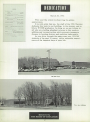 Page 6, 1956 Edition, Wichita County Community High School - Warrior Yearbook (Leoti, KS) online yearbook collection
