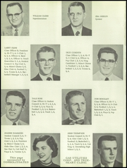 Page 12, 1955 Edition, Sterling High School - Cub Yearbook (Sterling, KS) online yearbook collection