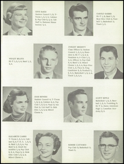 Page 13, 1955 Edition, Sterling High School - Cub Yearbook (Sterling, KS) online yearbook collection