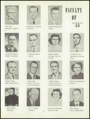 Page 9, 1955 Edition, Sterling High School - Cub Yearbook (Sterling, KS) online yearbook collection