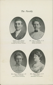 Page 14, 1910 Edition, Cheney High School - Alfalfa Blossoms Yearbook (Cheney, KS) online yearbook collection