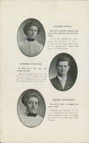 Page 16, 1910 Edition, Cheney High School - Alfalfa Blossoms Yearbook (Cheney, KS) online yearbook collection