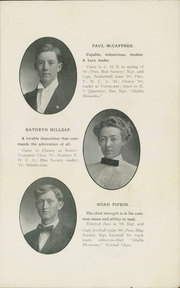 Page 17, 1910 Edition, Cheney High School - Alfalfa Blossoms Yearbook (Cheney, KS) online yearbook collection