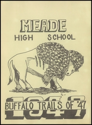 Page 5, 1947 Edition, Meade High School - Buffalo Trails Yearbook (Meade, KS) online yearbook collection