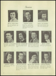 Page 10, 1948 Edition, Meade High School - Buffalo Trails Yearbook (Meade, KS) online yearbook collection