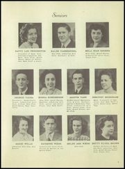 Page 11, 1948 Edition, Meade High School - Buffalo Trails Yearbook (Meade, KS) online yearbook collection