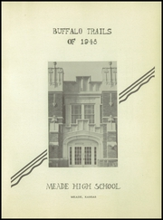 Page 5, 1948 Edition, Meade High School - Buffalo Trails Yearbook (Meade, KS) online yearbook collection