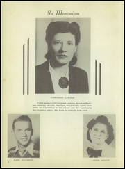 Page 6, 1948 Edition, Meade High School - Buffalo Trails Yearbook (Meade, KS) online yearbook collection