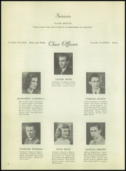 Page 8, 1948 Edition, Meade High School - Buffalo Trails Yearbook (Meade, KS) online yearbook collection