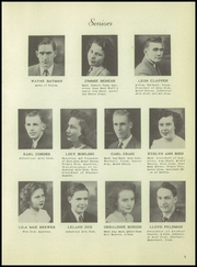 Page 9, 1948 Edition, Meade High School - Buffalo Trails Yearbook (Meade, KS) online yearbook collection