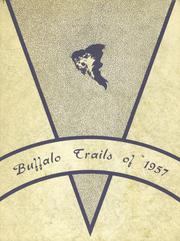 1957 Edition, Meade High School - Buffalo Trails Yearbook (Meade, KS)