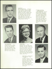 Page 12, 1959 Edition, Meade High School - Buffalo Trails Yearbook (Meade, KS) online yearbook collection