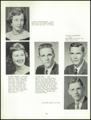 Page 16, 1959 Edition, Meade High School - Buffalo Trails Yearbook (Meade, KS) online yearbook collection