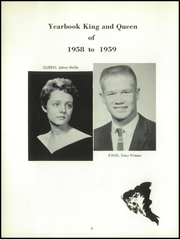 Page 6, 1959 Edition, Meade High School - Buffalo Trails Yearbook (Meade, KS) online yearbook collection