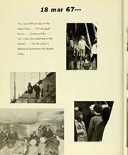 Page 12, 1967 Edition, Aludra (AF 55) - Naval Cruise Book online yearbook collection