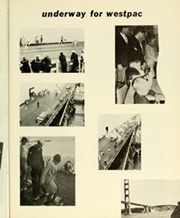 Page 13, 1967 Edition, Aludra (AF 55) - Naval Cruise Book online yearbook collection