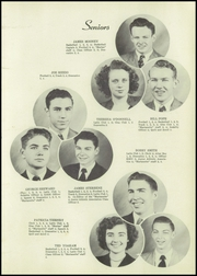 Page 15, 1947 Edition, St Marys High School - Marian Yearbook (Pittsburg, KS) online yearbook collection