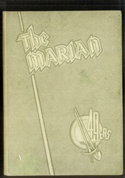 1949 Edition, St Marys High School - Marian Yearbook (Pittsburg, KS)