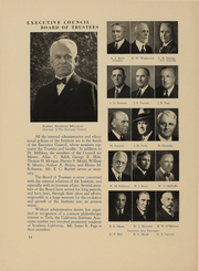Page 16, 1936 Edition, California Institute of Technology Cal Tech - Big T Yearbook (Pasadena, CA) online yearbook collection