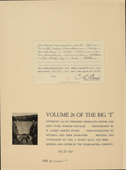Page 6, 1936 Edition, California Institute of Technology Cal Tech - Big T Yearbook (Pasadena, CA) online yearbook collection