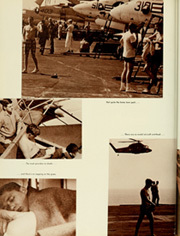 Page 160, 1967 Edition, America (CVA 66) - Naval Cruise Book online yearbook collection